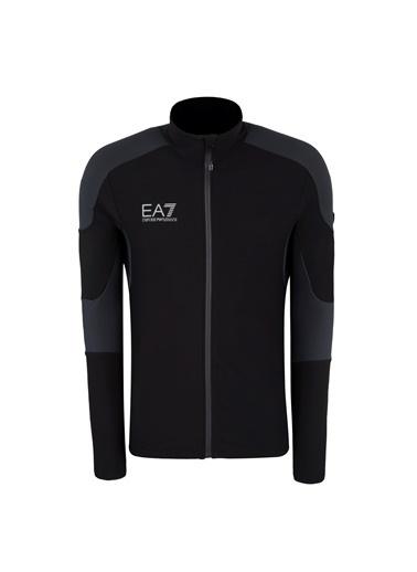 EA7 Emporio Armani Sweatshirt Siyah